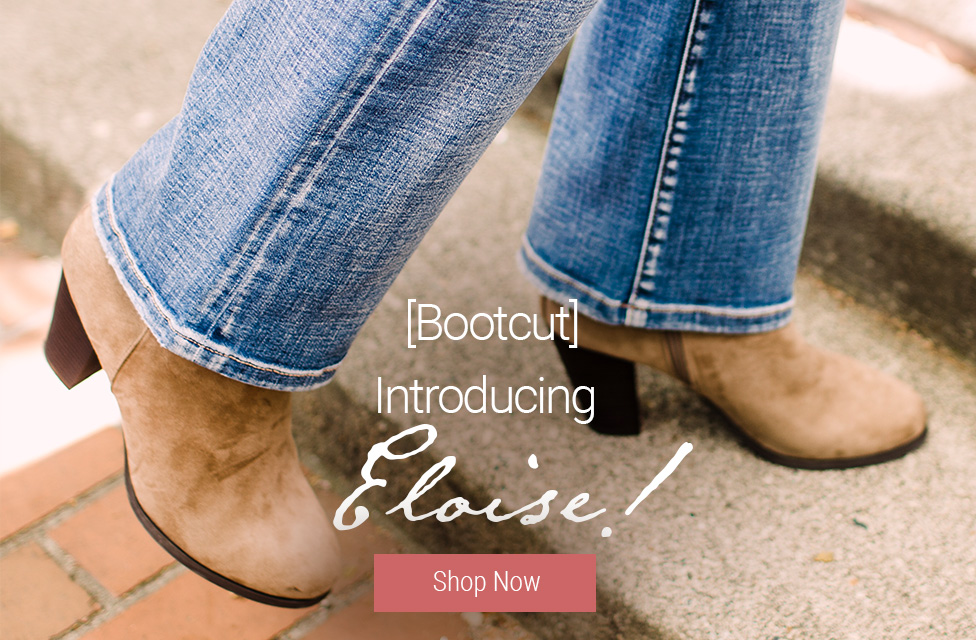 JAG Jeans | [ Boot Cut ] Introducing Eloise! | Shop Now