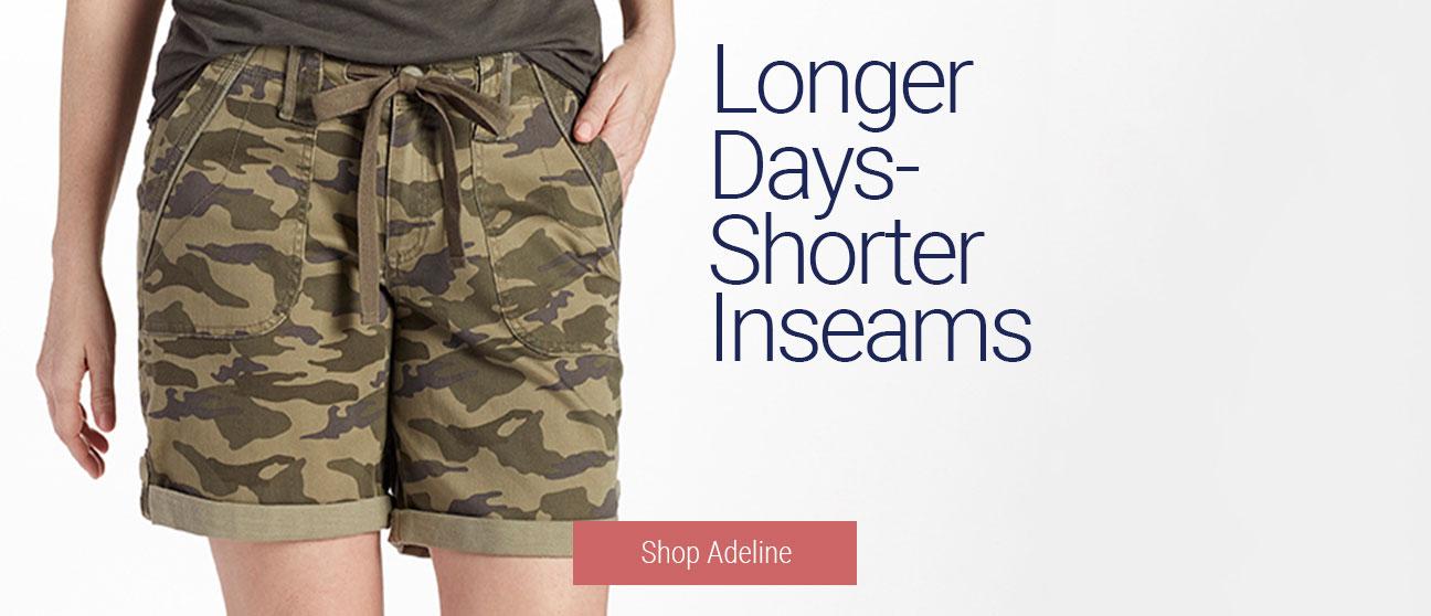 JAG Jeans | Longer Days- Shorter Inseams | Shop Adeline