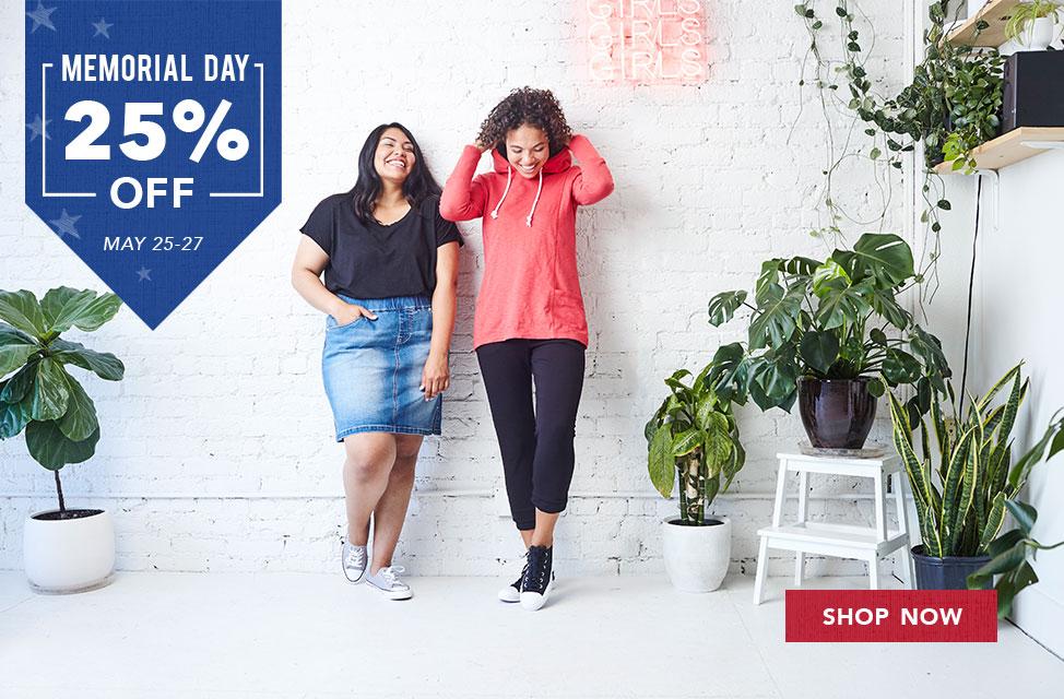 Memorial Day Sale 20% off