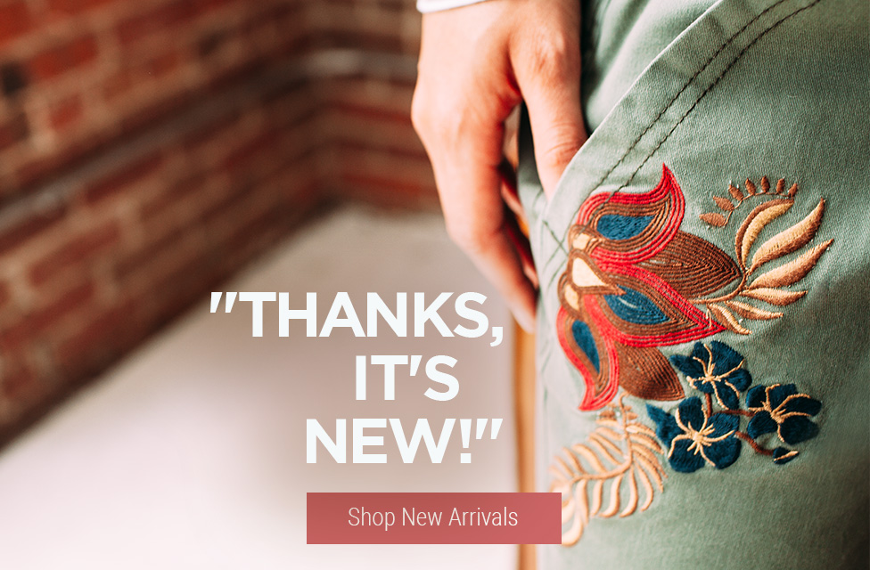 JAG Jeans | Thanks, It's New! | Shop New Arrivals