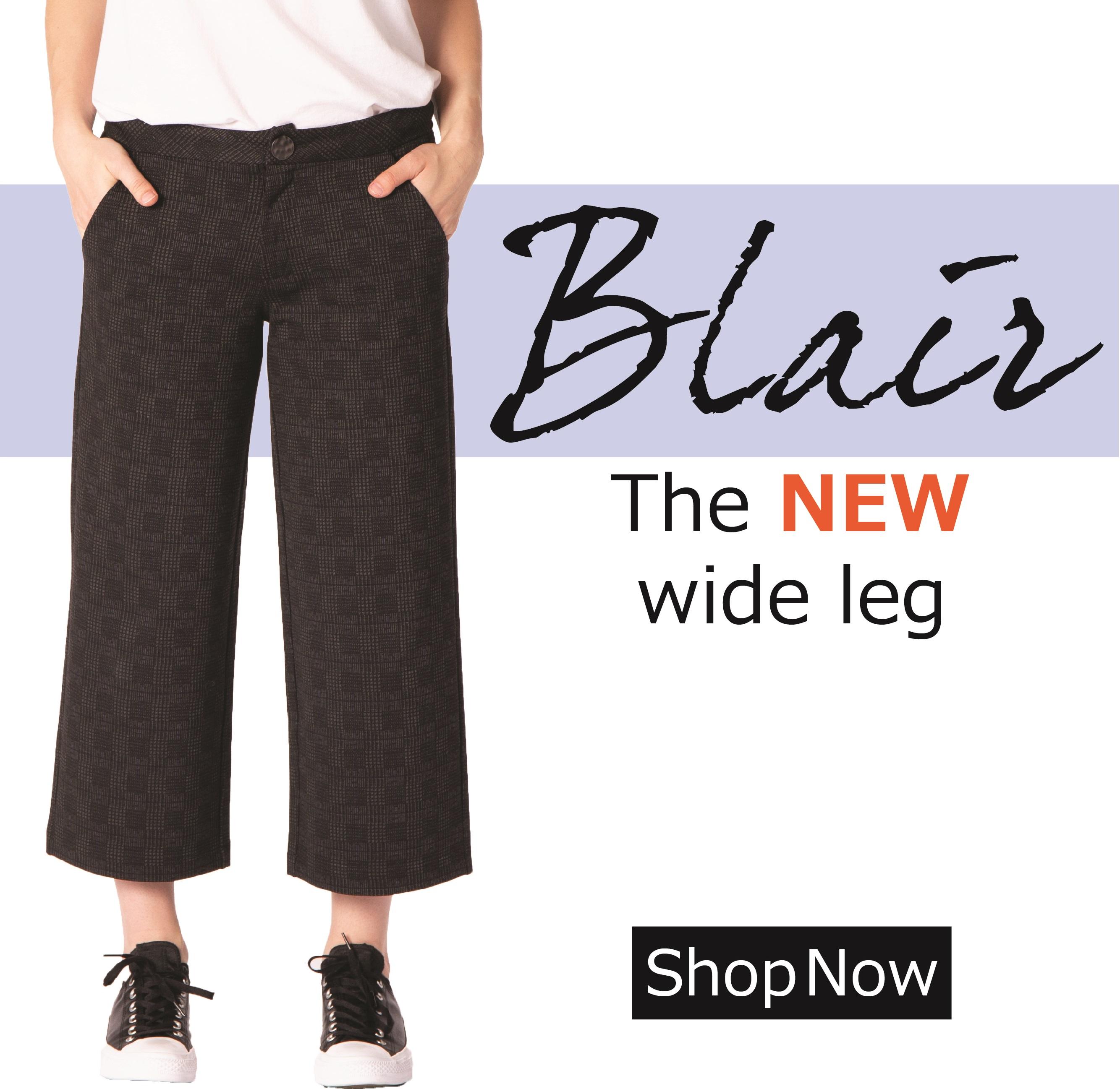 Blair Wide Leg | Shop Blair| Jag Jeans