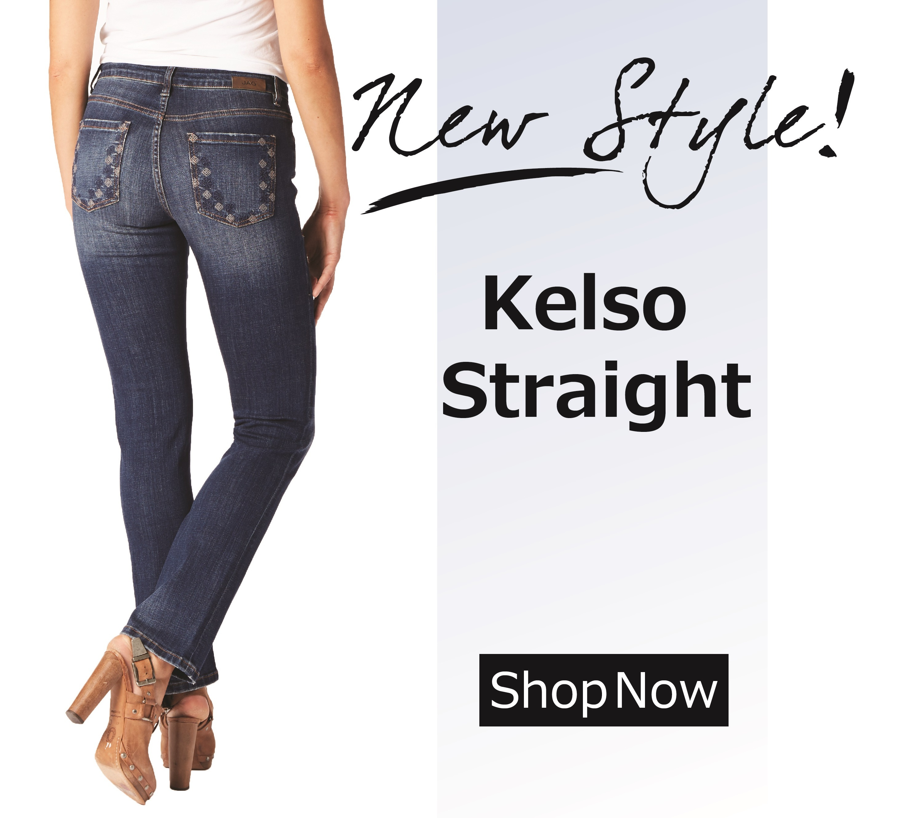 New Style | Kelso Straight