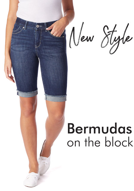 JAG Jeans | New Bermudas on the Block | Shop Now