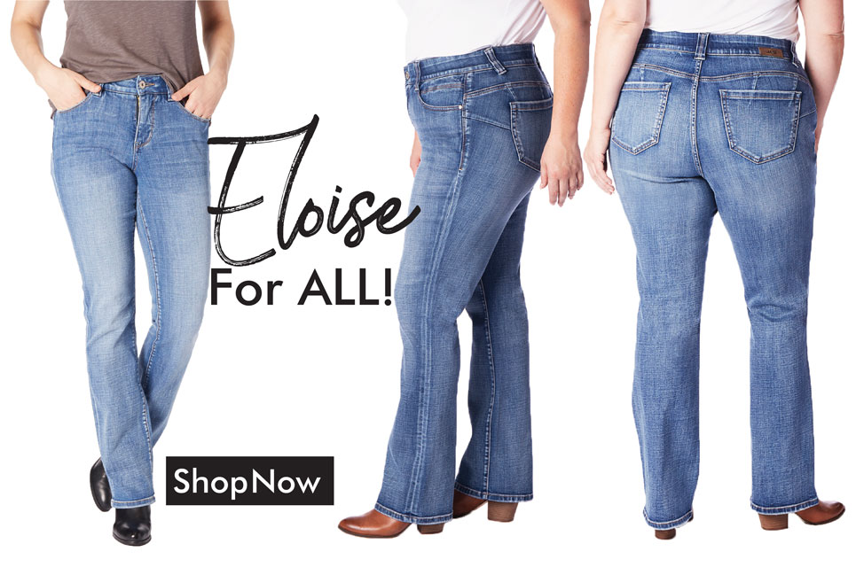 Jag Jeans Eloise For All Now