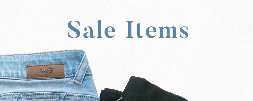 Shop Items on Sale
